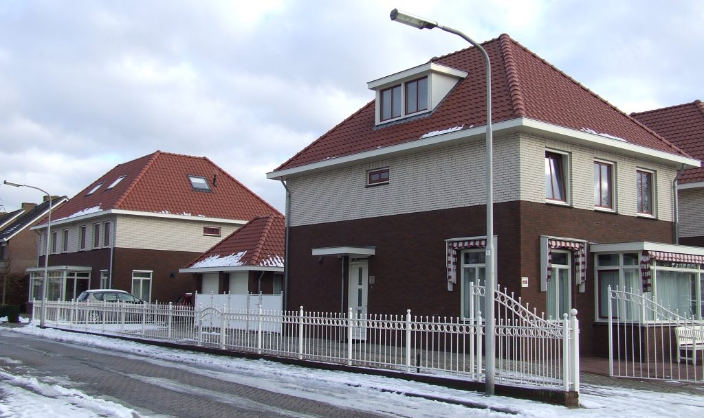 complex woningen Nijmegen